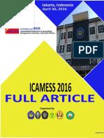 ICAMESS 2016