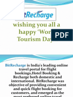 BItrecharge - Cryptocurrency Travel Booking