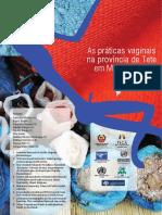 As Praticas Vaginais Na Provincia de Tet