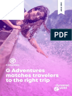 G Adventures Case Study