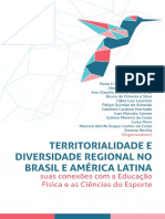 AAVV. Territorialidade e Diversidade 1 (CONBRACE 2015)