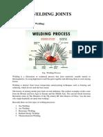 Report Welding Joints