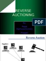28994913 Reverse Auction