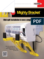 Mighty Bracket 97705 Support Tool Brochure