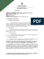 Informe Pedagogico Maximiliano Muñoz