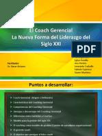 El Coach Gerencial