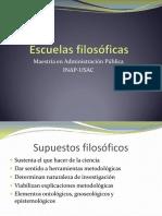 Presentacion epistemología