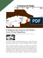 A Caverna de Platao