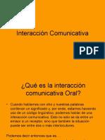 Interaccion comunicativa 2