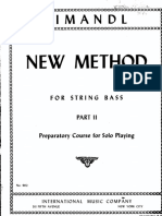 Simandl Bass Method-Book 2