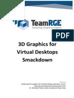 3D Graphics Smackdown en 2.1