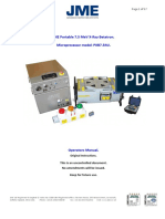 PXB7.5MJ Operators Manual