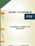 Botero y La Violencia