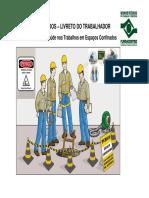 Folheto do Trabalhador NR 33