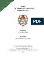 REFERAT Pankreatitis Akut