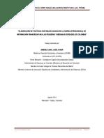 Manual de políticas contables