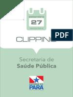 2019.09.27 - Clipping Eletrônico