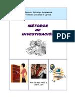 Métodos de Investigación
