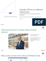 [Training] [Global] Google Efforts to Address Fake News - 2016 Q4