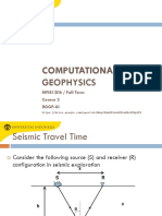 Octave Computational Geophysics - Course02