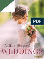 2019-2020 So. Maryland Wedding Guide