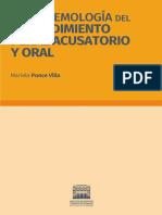 La epistemología del procedimiento penal acusatorio y oral.pdf