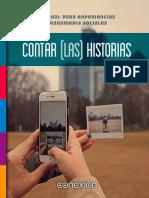 Contar Las Historias Manual Para Experiencias Transmedia Sociales