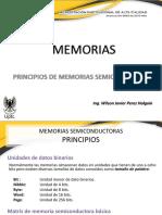 PRINCIPIOS MEMORIAS