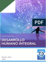 Programa Del Diplomado en DHI 2018