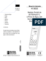 HI 9835 Port Brasil-Desc