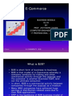 What is B2B website?  B2B case studies.