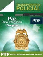 Magazin Transparencia Policial Edicion 01