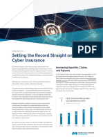Setting the Record Straight on Cyber Insurance 1563556218