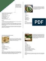 Oatmeal recipes.docx