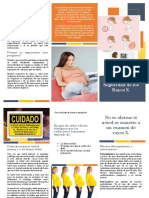 Rayos x INSTRUCTIVO TRABAJO 4 CATEDRA en Periodo de Gestación.