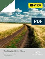 BEDNAR - Catalog Produse the Roads for ....