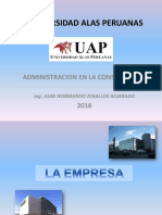 UNID-I-EMPRESA-2018-UAP.ppt