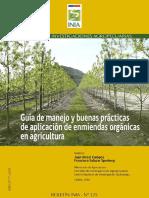 Inia Guia de Manejo y Buenas Practicas Organicas en Agricultura