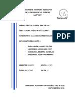 Cromatografia en Columna
