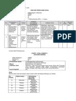 FORDIS M6 KB3 Menulis Tes Hasil Belajar (1)