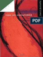 Dietrich Bonhoeffer  Vida en Comunidad
