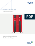 Red E-Cabinet DV-5A Brochure 7-19