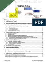 CI22 Onduleurs Et Régles E de P