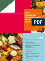 Codigo de Regulacion Publicitaria de Alimentos de SV