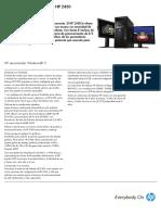 HP Workstation Z420 SUBP 1.14