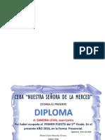 Diploma Nsdlm