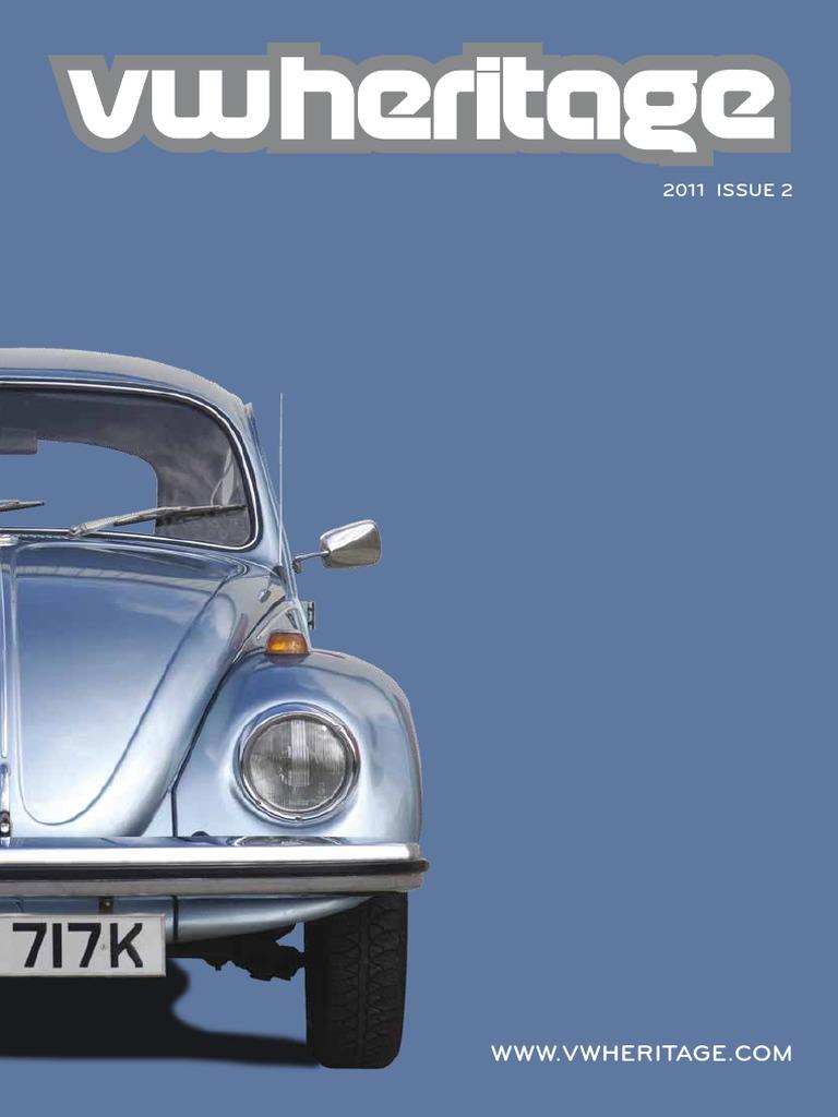 VW Super Beetle Air Box Drain Hose   OG 71-72