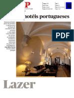 20-03-2010 Os Hotéis Portugueses Estão a Sair Da Casca Público - Fugas