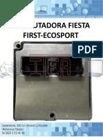 Libro-programacion Pcm-tablero-llaves Ford Fiesta Firs-ecosport 2003-2008 Con Ids-Vcm2 Sin Codigo Contrarespuesta