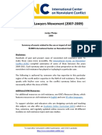 Pakistan Lawyers Movement 4